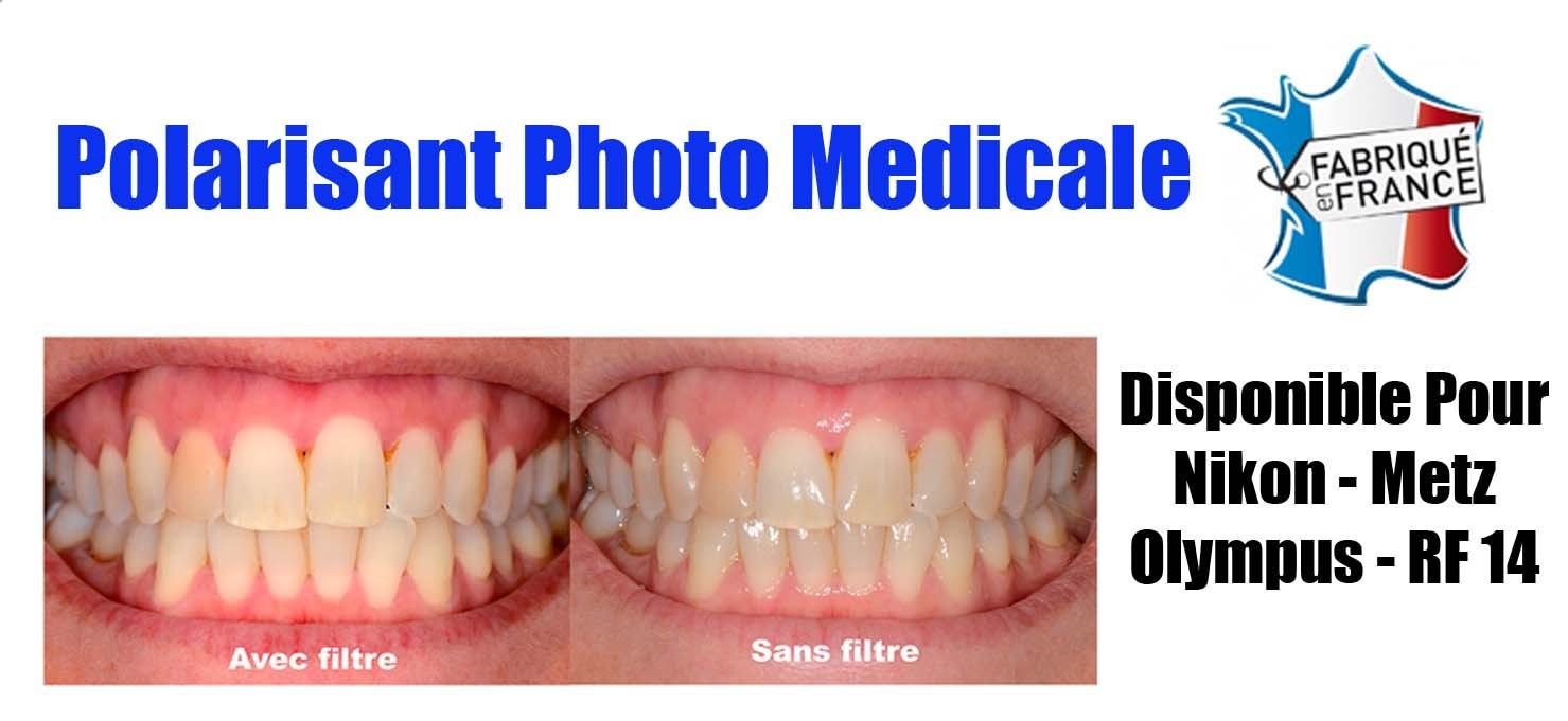 Polarisant Photo Medicale